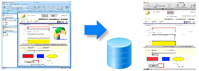 Microsoft Access to FmPro Migration Service - Header graphic