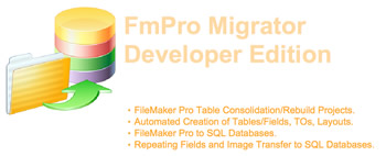 FmPro Migrator Developer Edition - Order Graphic