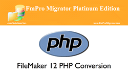 FileMaker 12 PHP Conversion Video