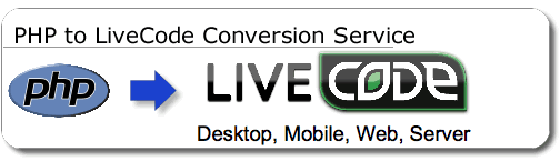 BASIC to revTalk Conversion Service
