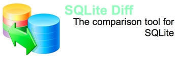 SQLite Diff - The comparison tool for SQLite databases.
